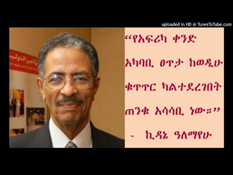 Interview With Kidane Alemayehu - SBS Amharic