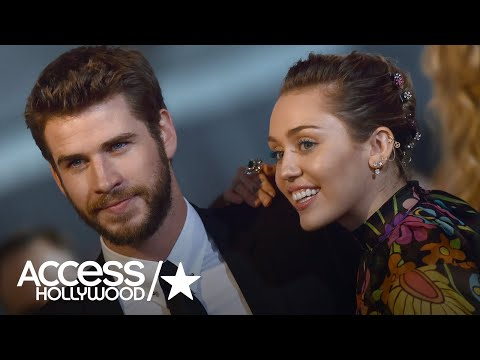 Miley Cyrus & Liam Hemsworth Return To Their Romantic Roots | Access Hollywood