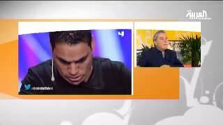 أحمد حلمي وناصر القصبي يتنافسان في اللغة الإنجليزية
