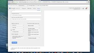 Hướng dẫn sử dụng Google Keywords Planner - Nghiên cứu từ khóa