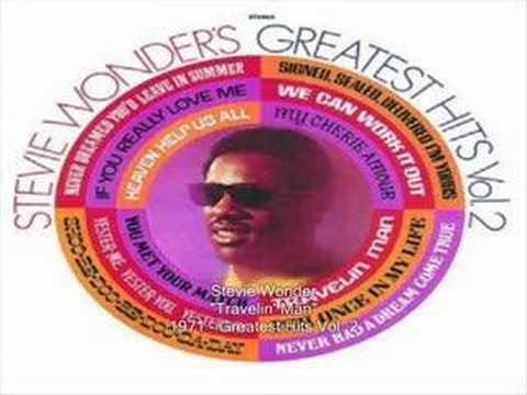 Stevie Wonder Travelin Man Hey Love