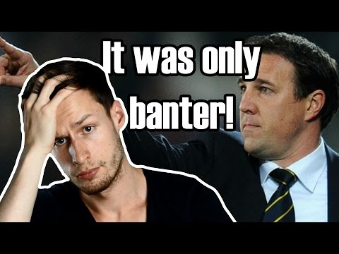 """It Was Only banter"" - Malky Mackay LMA Statement is a Disgrace"