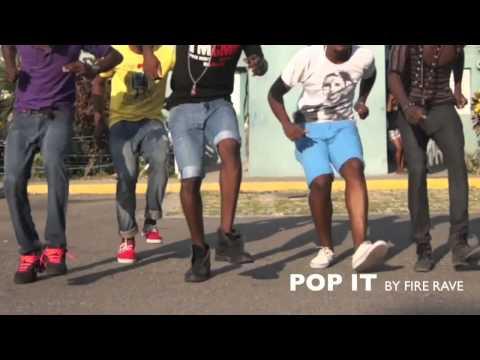 FIRE RAVE & ENOUGH dance moves Pop it, Stiff, Stinger, AQ & Ruku © KETCH DI DANCE