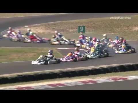 CIK-FIA ASIA PACIFIC KF CHAMPS Round1 Final