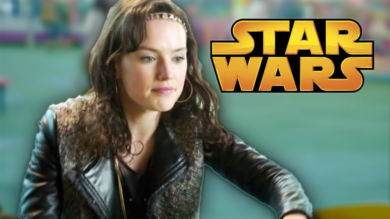 Star Wars Episode 7 Who Is Daisy Ridley YouTube