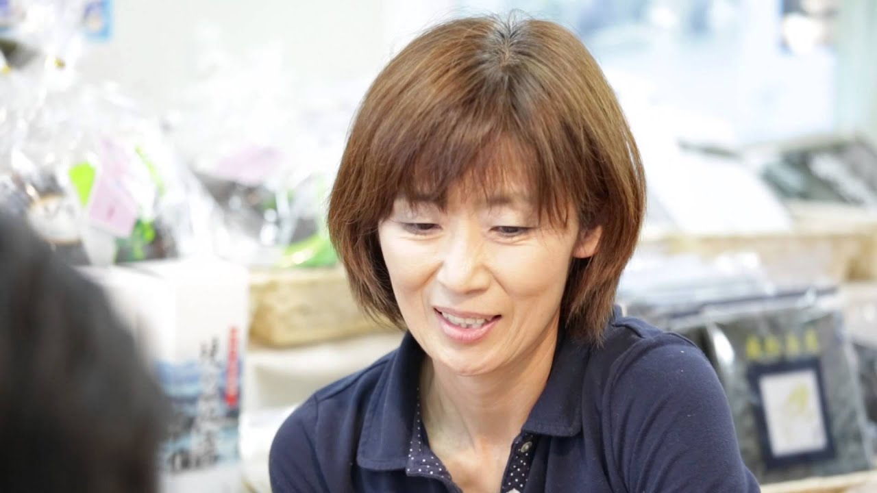 「みんなが笑顔になれる店にしたい」地元の魅力を発信中 - 東松島ふれ愛いちば「まちんど」店長 伊藤せい子さん