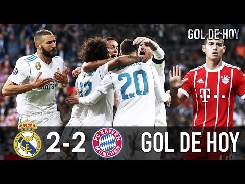 Real Madrid 2 Bayern Munich 2 I Real Madrid vs Bayern 2-2 thumbnail