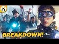 Ready Player One Official Trailer 1 BREAKDOWN MP3