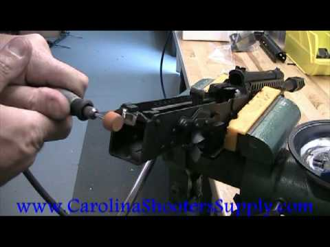 Saiga 12 Shotgun and Rifle. AK47 Internal Block Installation for Ace. DPH and Tromix Stocks