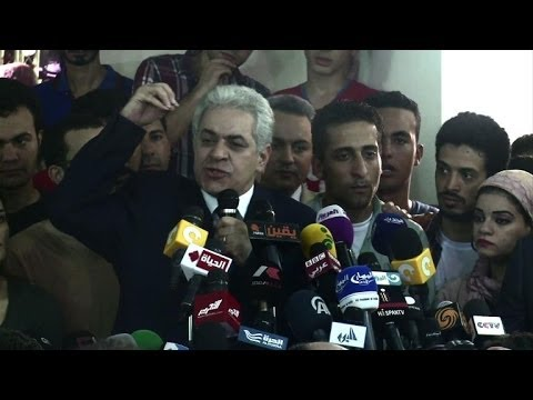 Sabbahi concedes defeat in Egypt presidential election
