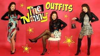 90's Outfits Inspired by Fran Fine The Nanny