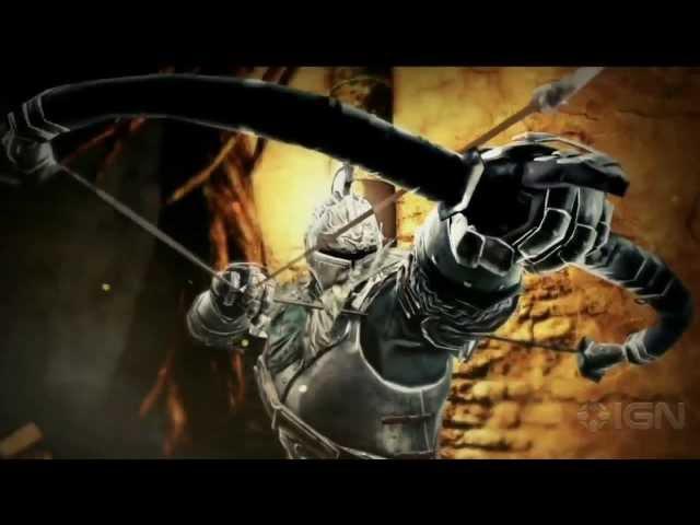 Dark Souls II E3 2013 Xbox 360 Trailer - E3 2013 Microsoft Conference