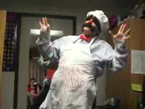 Swedish Chef Costume Swedish Chef Impersonation