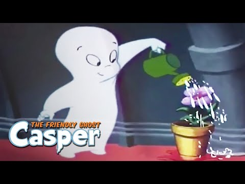 Casper Classics | North Pal | Casper the Ghost Full Episode | Kids Cartoon | Kids Movies