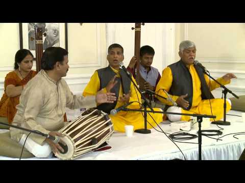 An Evening with the Gundechas- Appreciation and Understanding of Dhrupad