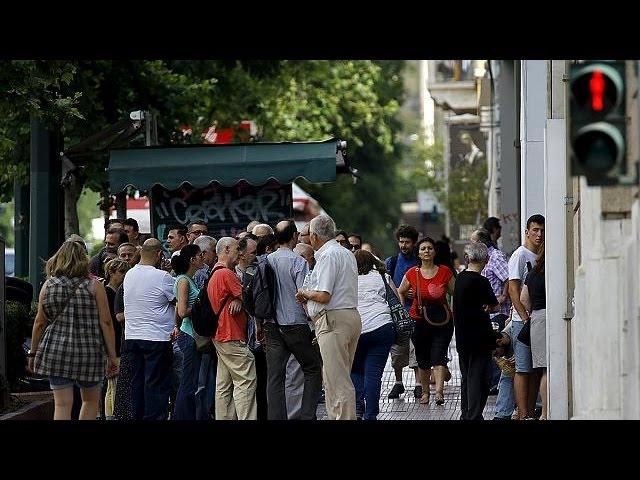 Référendum en Grèce : perplexité et inquiétude à Athènes