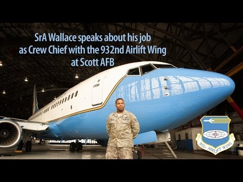 C40 Crew Chief: Scott Air Force Base