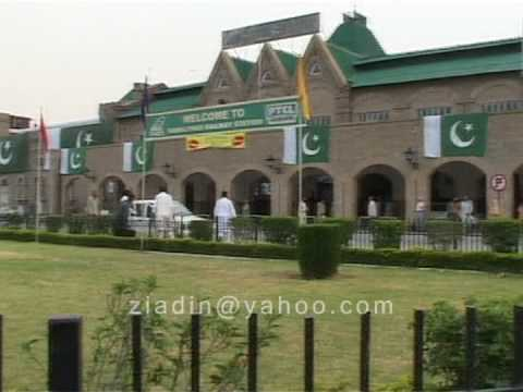Pakistan Railways A Romantic journey from Rawalpindi to Lahore