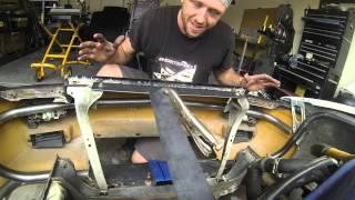 How To Build A Tube Chassis Front End - Part 1 Preview