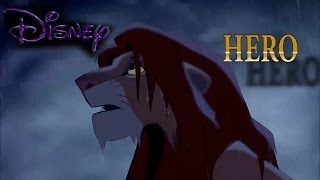 Skyfall - DISNEY HERO || Skyfall - Adele [Movie Mix] [HD]