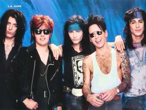 La Guns - Snake Eyes Boogie