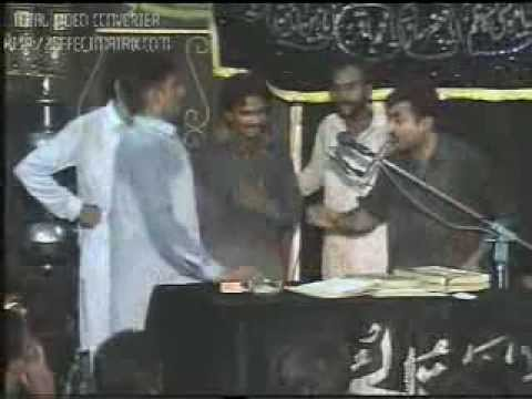 Qazi Waseem New Qasida On Imam Raza (a.s),5 October 2013 At Sahiwal video