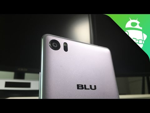 BLU Pure XR Review - how good is a $299 phone?