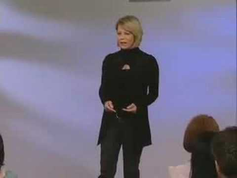 Barbara Niven-speaker and actress Speaks about Eating Disorders