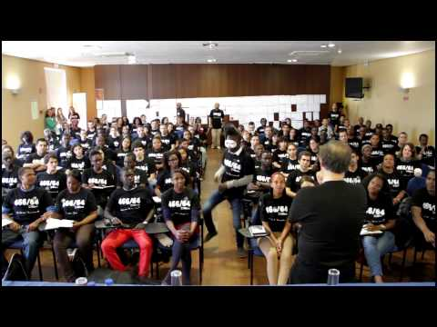 Harlem Shake - AcademiaUbuntu