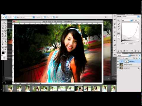 Lightroom process (screenium test)