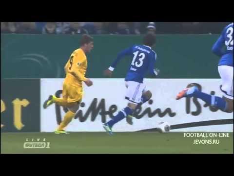 Schalke 04 - Hoffenheim (1-3) Alle Tore & Highlights DFB Pokal 03.12.13