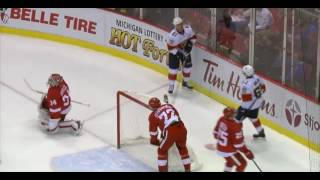 DETROIT RED WINGS vs FLORIDA PANTHERS (Oct 30)