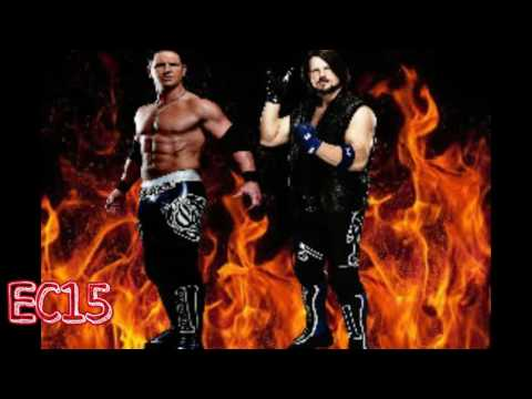 """AJ Styles TNA Theme Song """"Get Ready To Fly"""" 30 Minutes"""