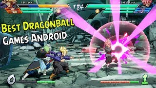 10 Games Dragonball Terbaik di Android I Best Dragonball Games In Android 2018