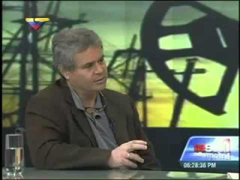 Entrevista a Fernando Travieso, experto petrolero venezolano