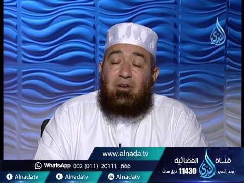 النبي صلي الله عليه وسلم  يشتاق إليكم | هنا الجنة | الشيخ محمود المصري 17 7 2015