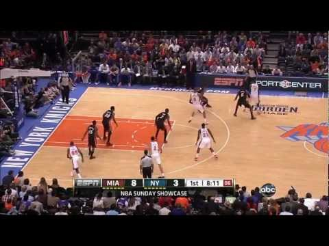 Carmelo Anthony 2012 season Mix