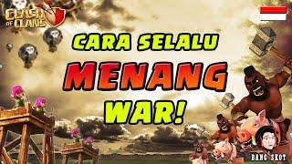 download lagu Cara Selalu Menang War - Clash Of Clans Indonesia gratis