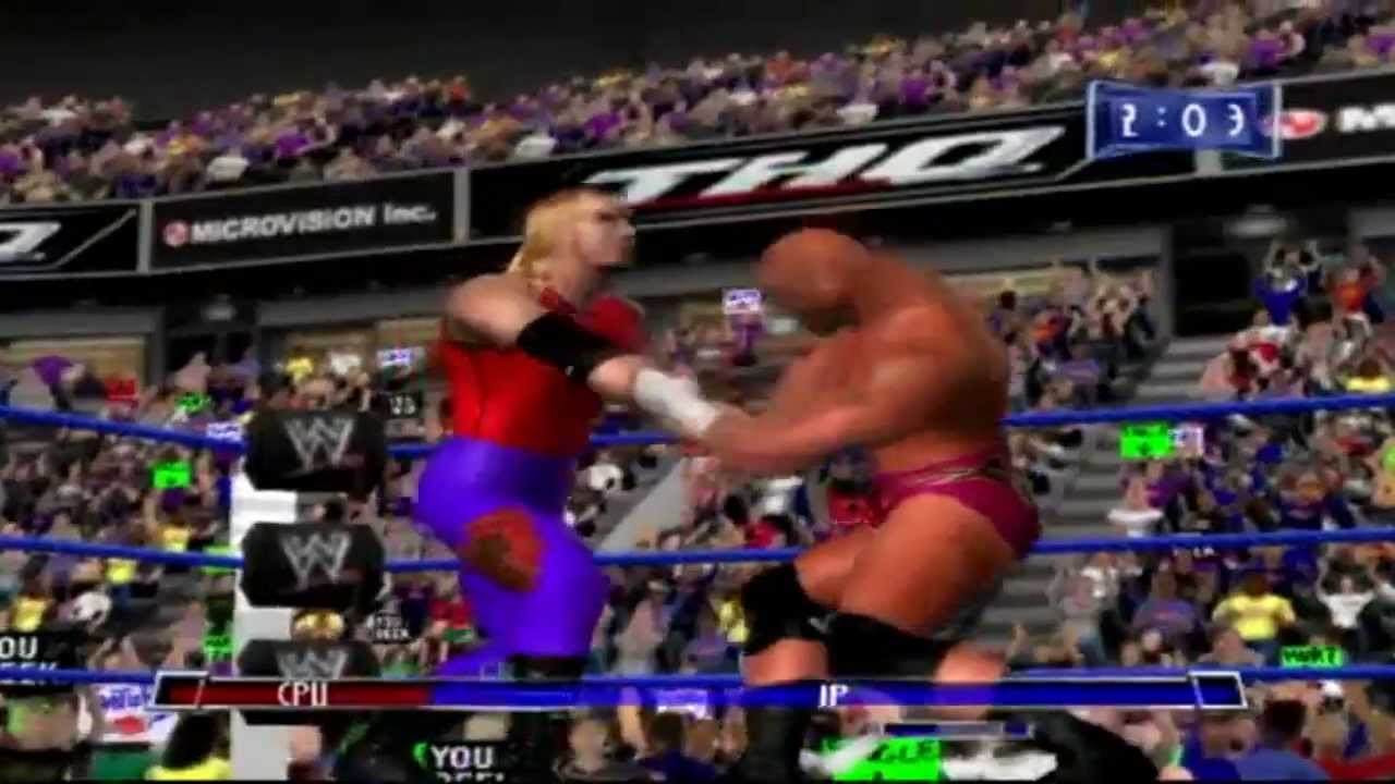 Smackdown Vs Raw 2009 Game Download