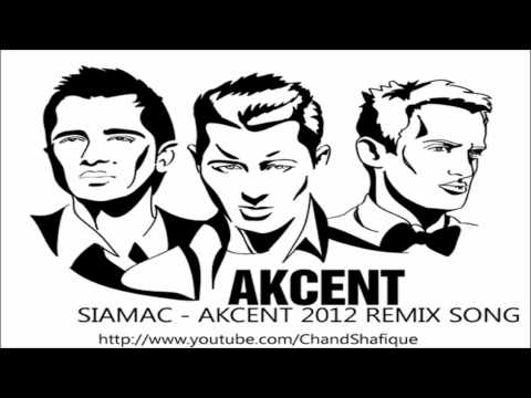 Siamac - Akcent 2012  Remix  Hd video