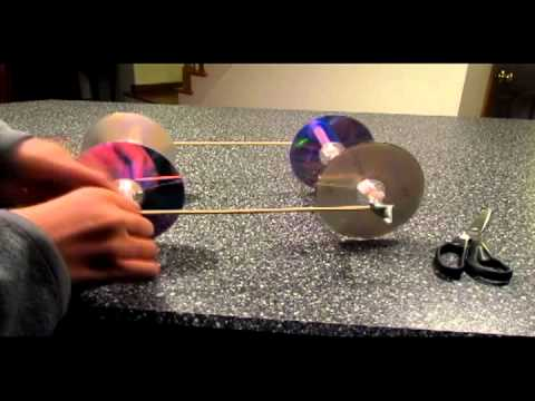 Physics Balloon Car How to Build a Balloon Car