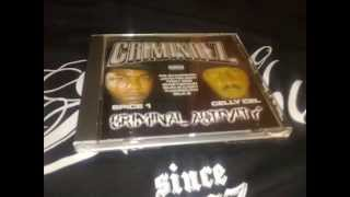 Watch Criminalz My Life video
