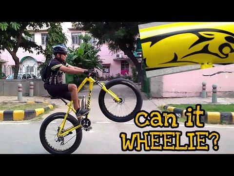 JAGUAR Fat Bike Review