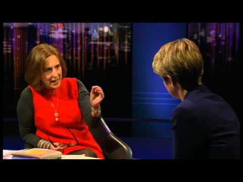 Talk Talk CEO Dido Harding on the cyber attack - Newsnight