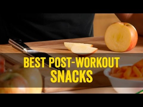 Quick and Healthy Post-Workout Snacks