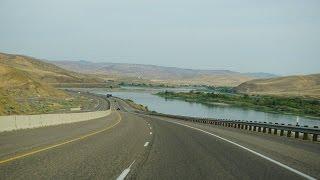 2K16 (EP 12) Interstate 84 in Eastern Oregon: Mile 375 to Mile 328