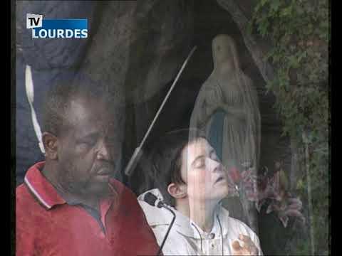 Chapelet de Lourdes du jeudi 20 juin 2019
