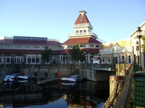 Disney's Port Orleans Resort Riverside 2013 Tour and Overview Walt Disney World HD