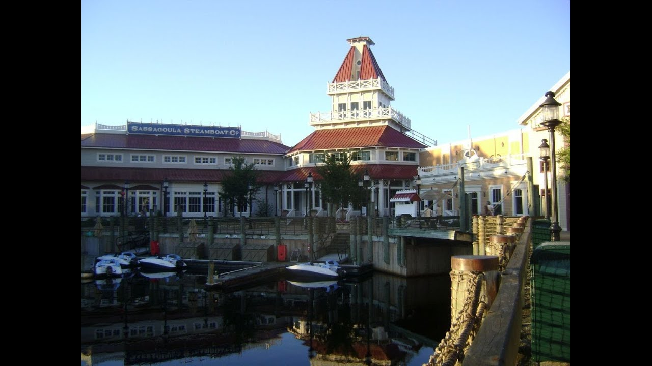 Port Orleans French Quarter Photo Tour
