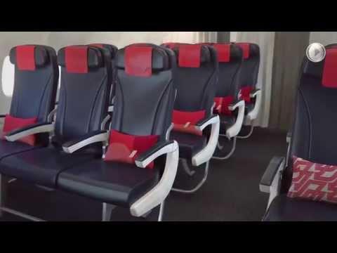 Nouvelles cabines Business & Economy Moyen-courrier / New Medium-Haul Business & Economy cabins